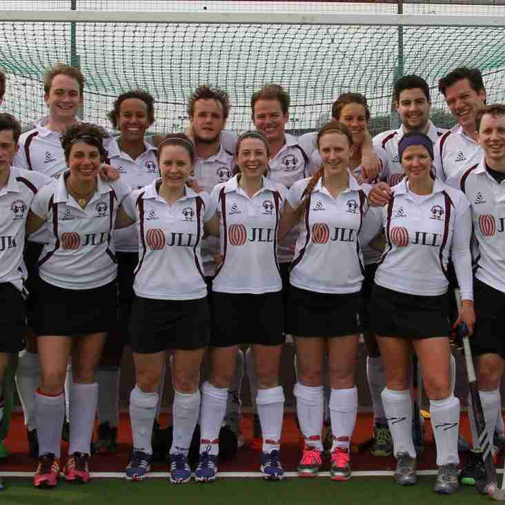 JLL sponsor City and Wharf Hockey League