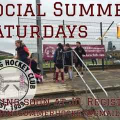 Social Summer Saturdays