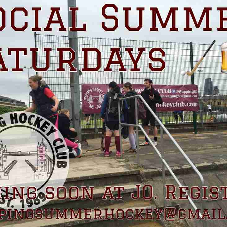 Social Summer Saturdays