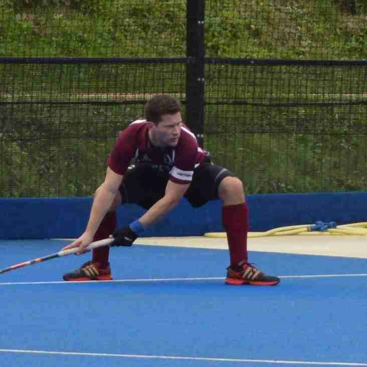 Oliver Cooper Passes Men's 1st Team Captaincy to Ex-Senior International, Dominic Graham