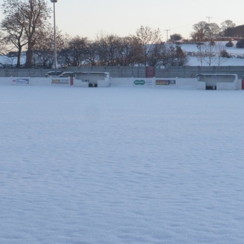 Thackley Under 21's v Harrogate Town Under 21's - Match Postponed.