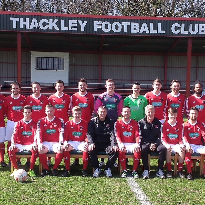 Worksop Town vs. Thackley FC