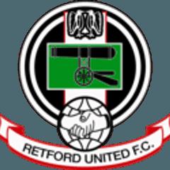 Retford United v Thackley.