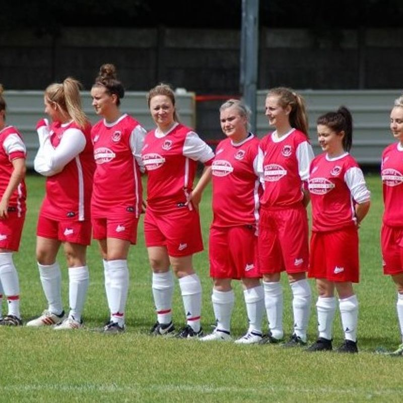Thackley Ladies beat Ilkley Town 5 - 1