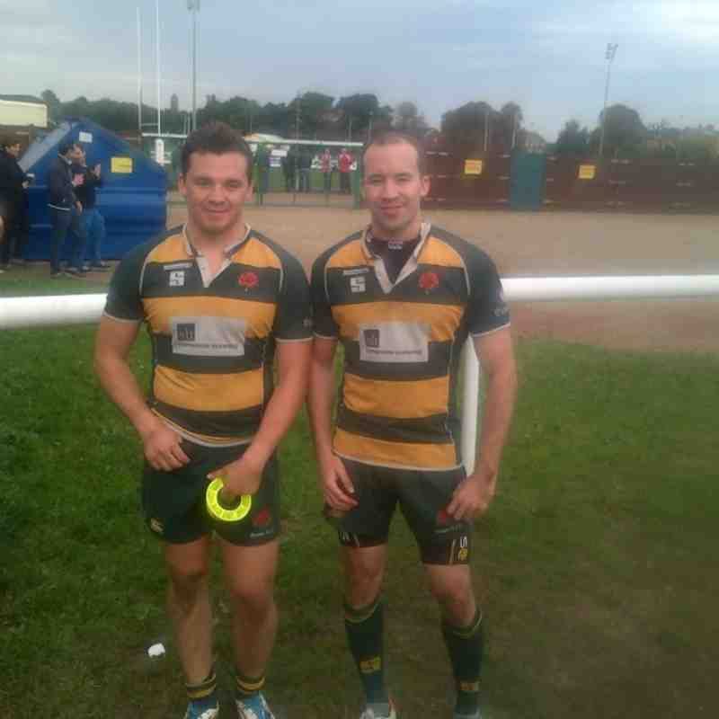 Another Pair of Brothers Playing for Barnes