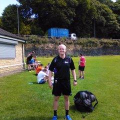 Chris Wellburn FA Coach