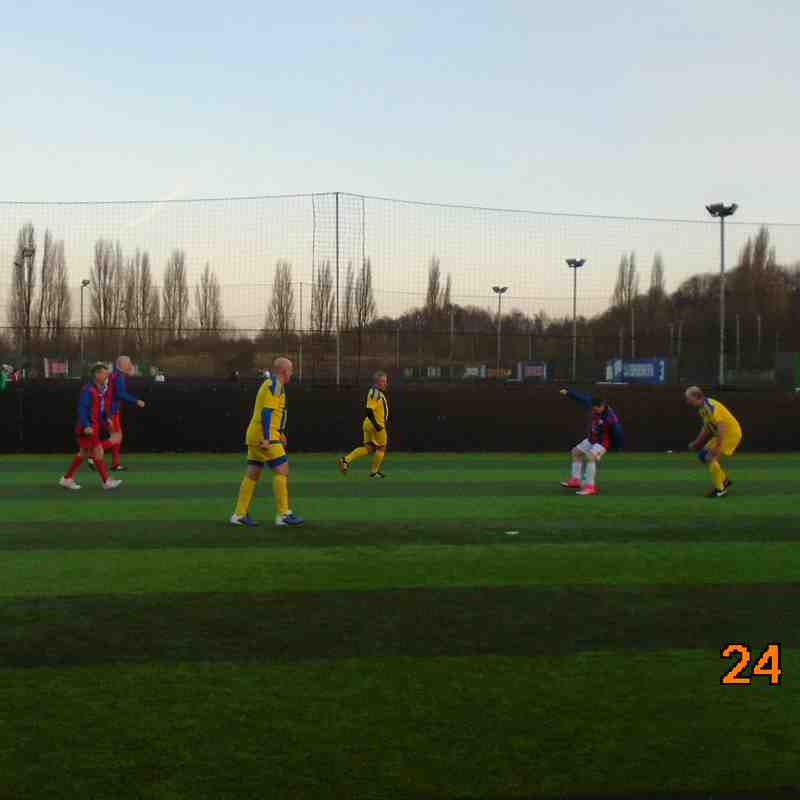 FA Peoples Cup over 50s Walking Football