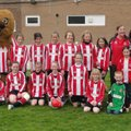 Altrincham U13s Eagles  lose to Bury Belles 3 - 5