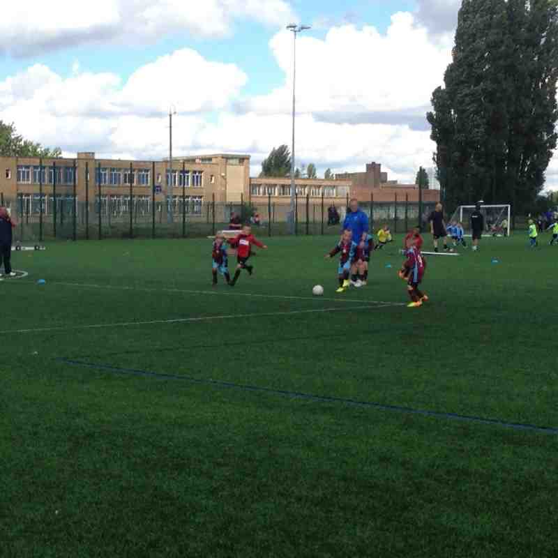 U7's New College Tournament Sunday 8th September