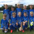 Syston festival of football hosted by Riverside Utd JFC vs. Ibstock United Junior & Youth FC