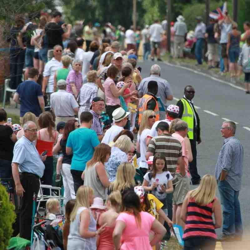 Tour De France comes to Rayne