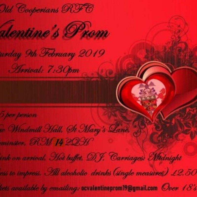 Valentine's Prom