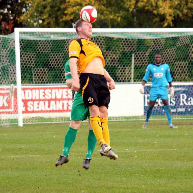 Bedworth United 2 Loughborough Dynamo 1 19/10/2013