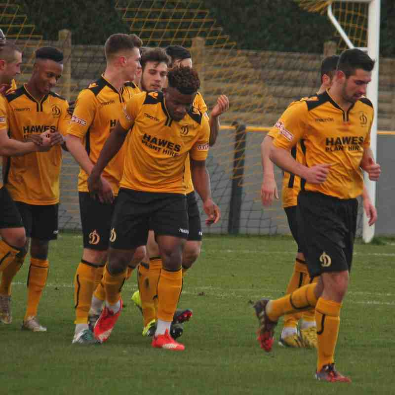 Loughborough Dynamo 2 V Spalding United 2  30/01/2016