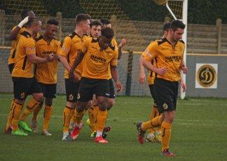 Loughborough Dynamo 2 V Spalding United 2  30/01/2016