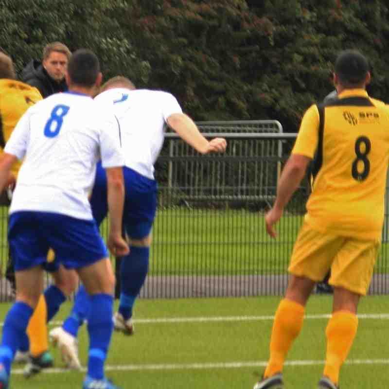 coleshill Town 2 Shepshed Dynamo 0  17/09/2016