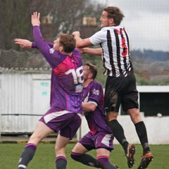 Shepshed Dynamo 1 V Loughborough Univ. 2  18/03/2017
