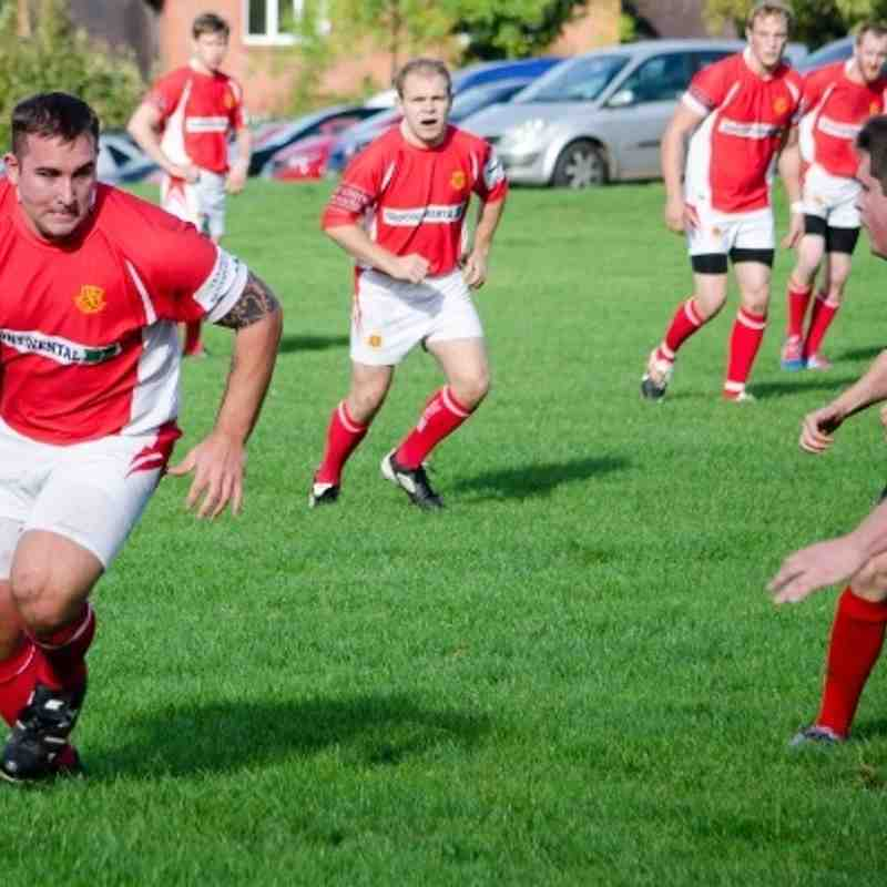 Whitchurch 2 vs Chester 3 Oct 2013