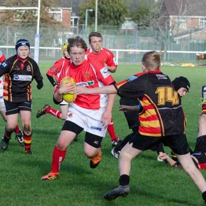 U14s v Ellesmere Port Oct 2013