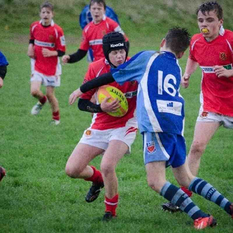 U14s v Winnington Park Nov 2013