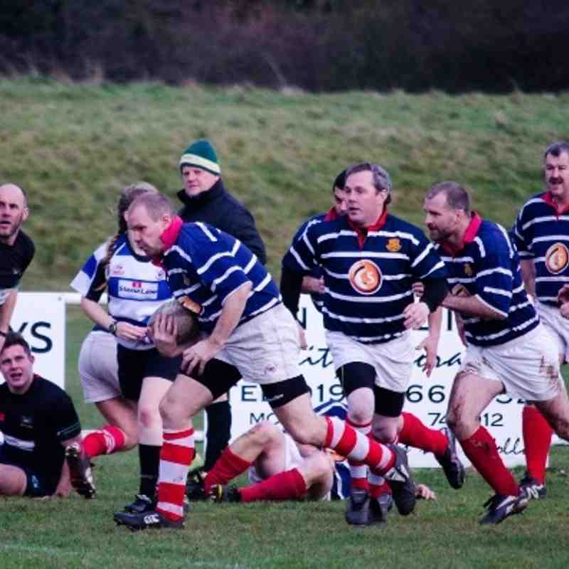 Vets v Bridgenorth Dec 2013