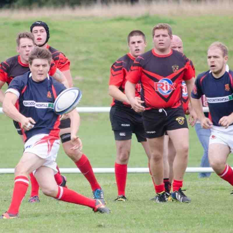 Rugby 1XV v Berkswell and Balsall Sept 2014 b