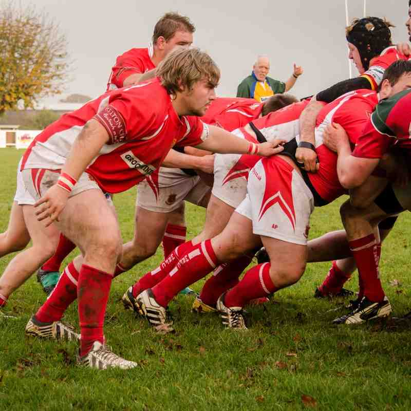 2XV v Firwood Waterloo Nov 2014