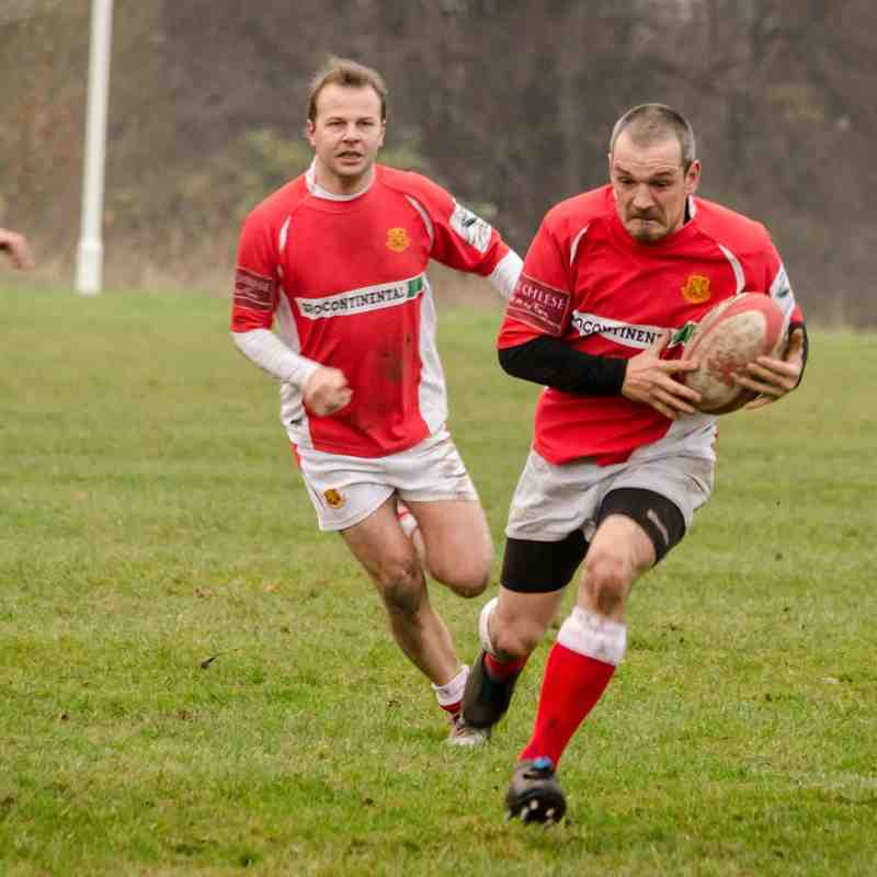 3XV v Old Bs Nov 2014