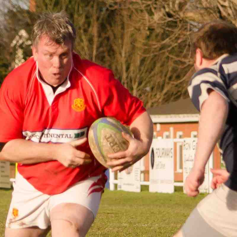 3XV v Eccles3 Jaunary 2015
