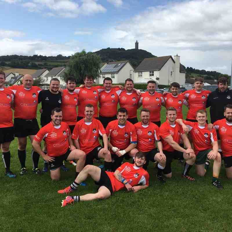 2nd XV Friendly BHSFP 19th AUG 2017