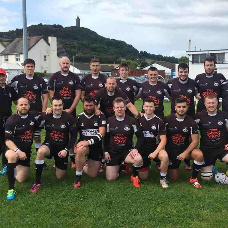 1st XV friendly Dromore Sat 19Aug 2017