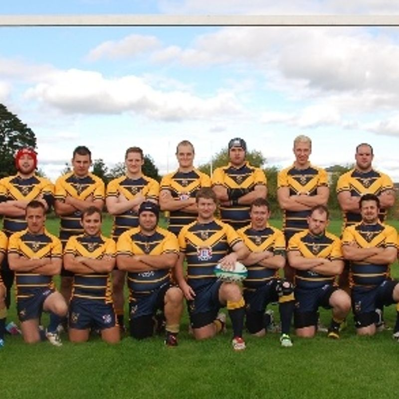 1st XV lose to Telford Hornets 62 - 0