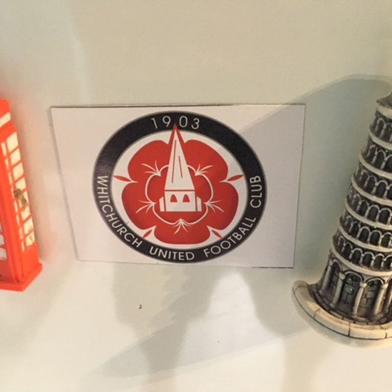 WUFC Fridge Magnets