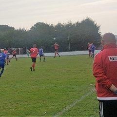 13th Oct 2018 - Away win at Petersfield 1 nil