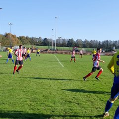 20th Oct 2018 Home against Romsey