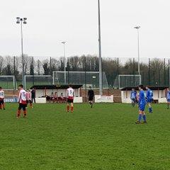 5th Jan 2019 - U14s vs Littleton