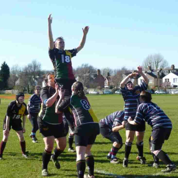 KCH Women's XV v Windsor Dames