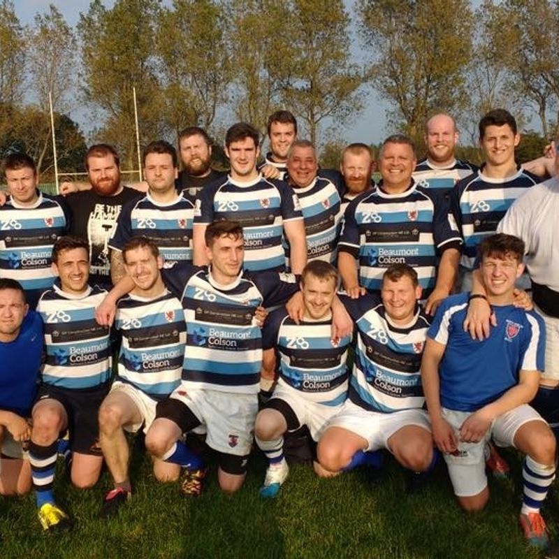 North Shields Crusaders 15 - 15 Rochdale Expendables