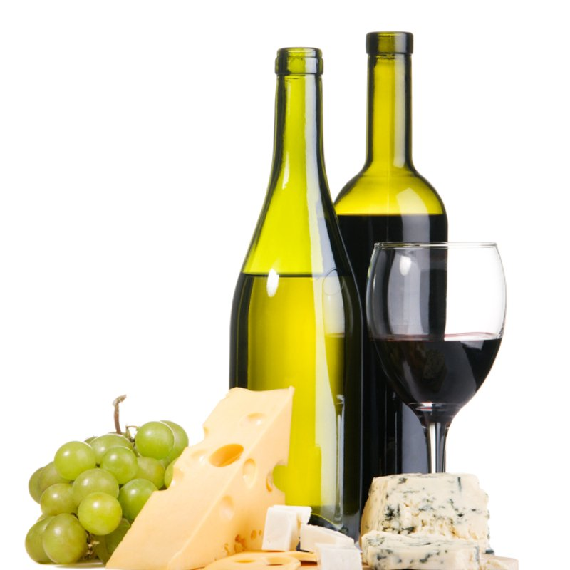 New President's Wine & Cheese Party