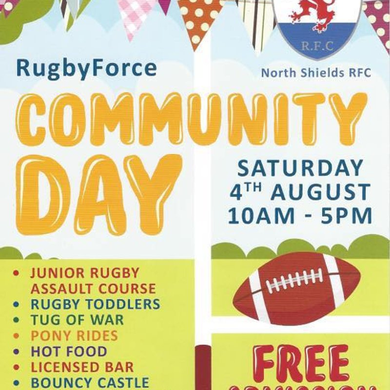 NSRFC Community Day