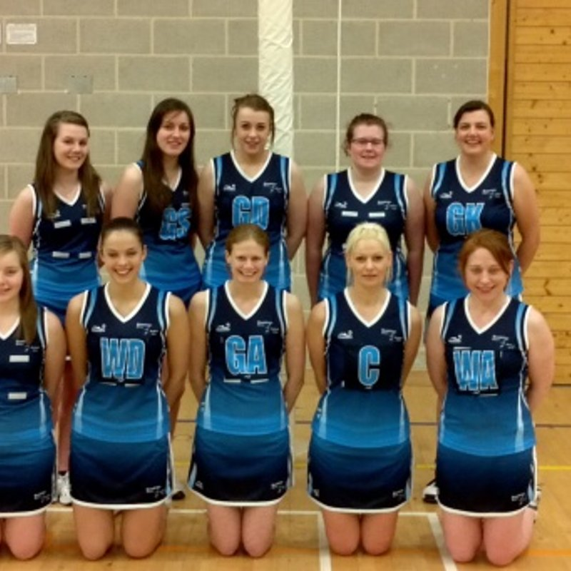 DBNC Senior Competitive (1's) beat Solway Saints 47 - 26