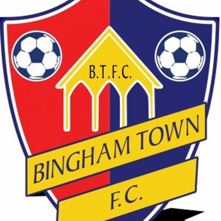 Bingham Town FC Announce New Chairman <