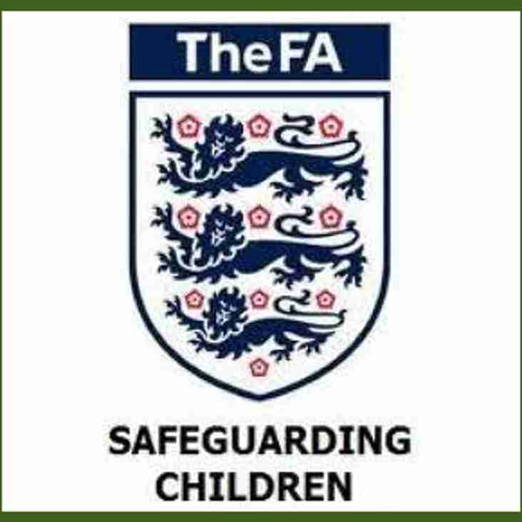 Bingham Town FC Safeguarding Workshop