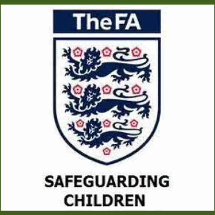 Bingham Town FC Safeguarding Workshop