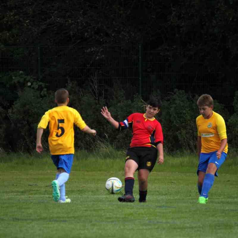 BTFC U13 Royals - Ilkeston Tournament
