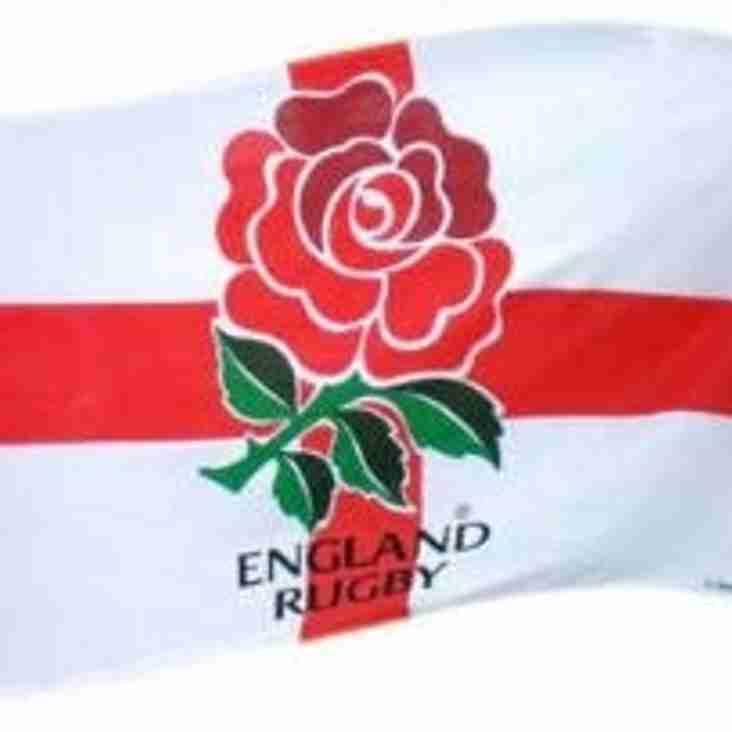 England Autumn Internationals
