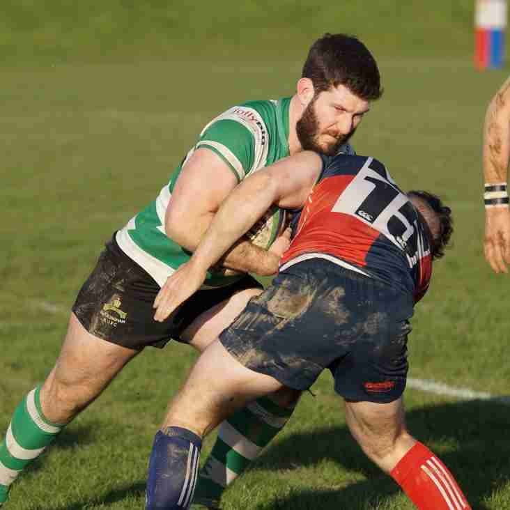 Senior Rugby - This coming weekend.