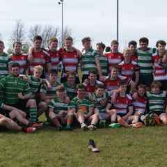 Scholars Rugby XV's - Event Report