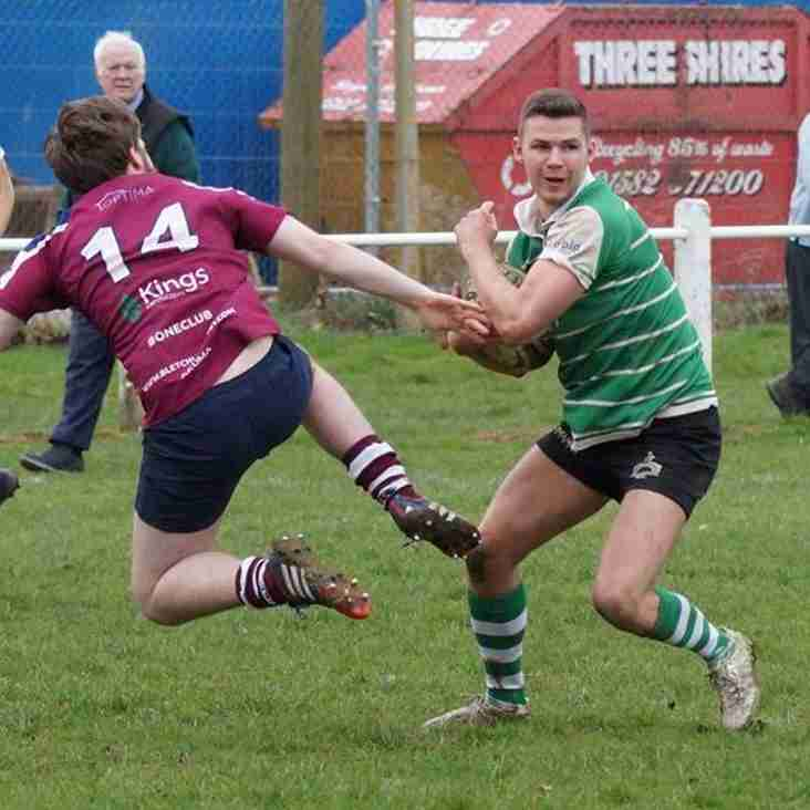 Senior rugby this coming weekend at BRUFC