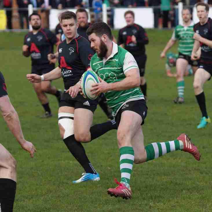 Senior Rugby - This weekend